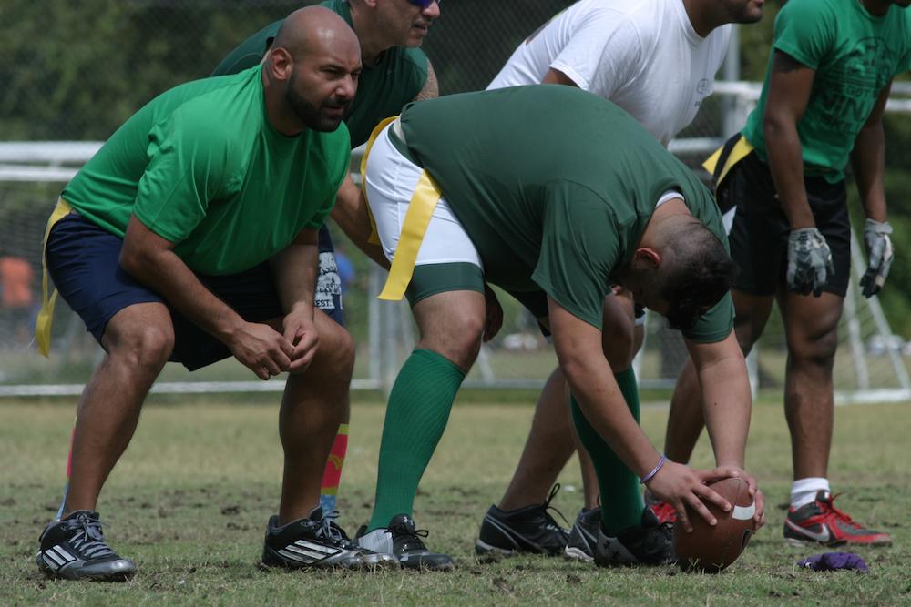 from Todd gay football tackle