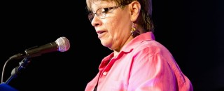 Stonewall Democrats of San Antonio Co-Chair Elena Guajardo