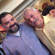 Cornyation board members Jesse Mata and Ray Chavez.