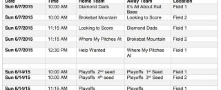 Remaining games in the season. Click to enlarge.