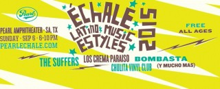 The club's next SA gig will be spinning records for Échale! Latino Music Estyles, at the Pearl Amphitheater on Sunday, September 6.