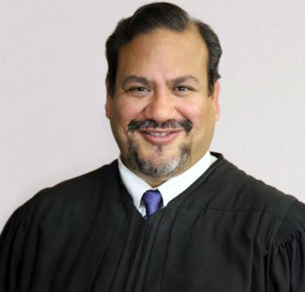 Judge Ron Rangel of the 379th Criminal District Court will receive the Political Advocacy Award from the Stonewall Democrats of San Antonio on September 26. (Courtesy photo)