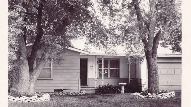 "San Antonio AIDS Foundation's first location, ""Casa de Care,"" 1986-1987"