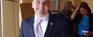 Bexar County Sheriff candidate Javier Salazar