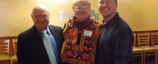 Stonewall members Dan Graney, Dee Villarubia and Chris Forbrich