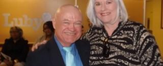 Stonewall members Dan Graney and Therese Huntzinger
