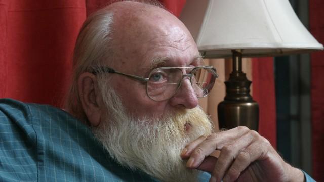 """Robert """"Papa Bear"""" Edwards photographed by Antonia Padilla"""