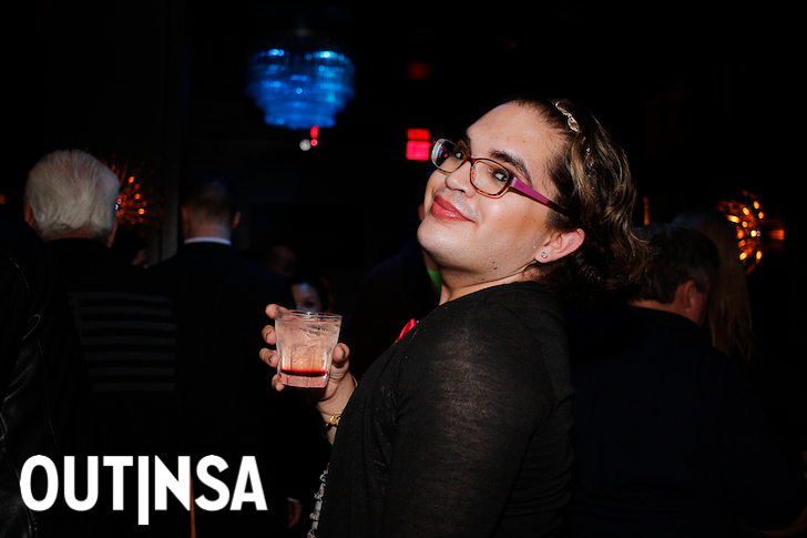 Out In the City Mixer at Haunt-26
