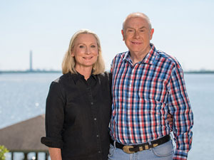 State Rep. Wayne Smith with his wife. (Photo: waynesmithcampaign.com)