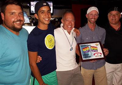 Tennis Club of San Antonio, Best Newcomer Award