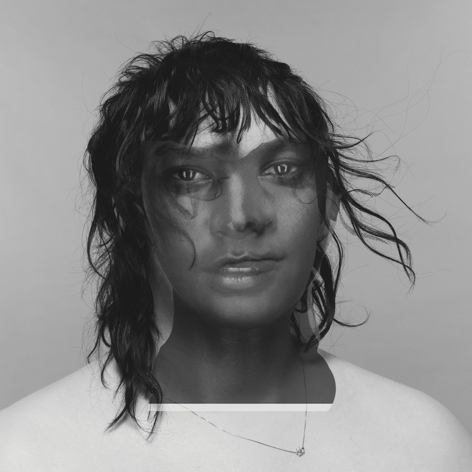 The cover art for ANOHNI's Hopelessness, photographed by Inez van Lamsweerde & Vinoodh Matadin