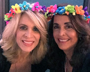 Dawn Lafreeda and Lupita Corbeil (Photo: Facebook)