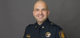 Javier Salazar won the race for Bexar County Sheriff (Courtesy photo)