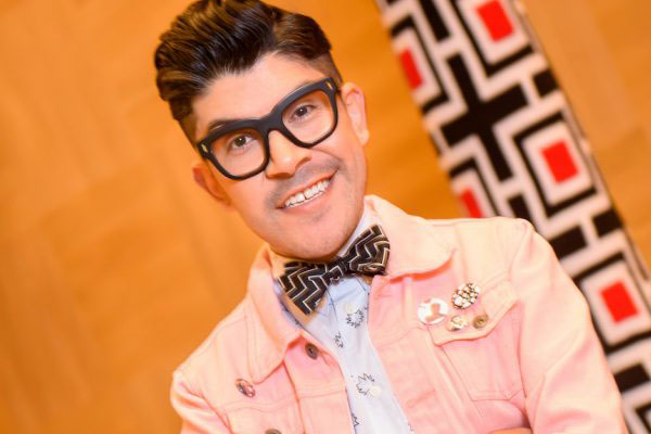 Project Runway Designer Mondo Guerra In Conversation At Mcnay Out In Sa