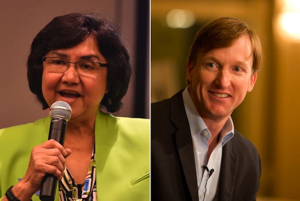 Former Dallas Sheriff Lupe Valdez to face Andrew White in run off